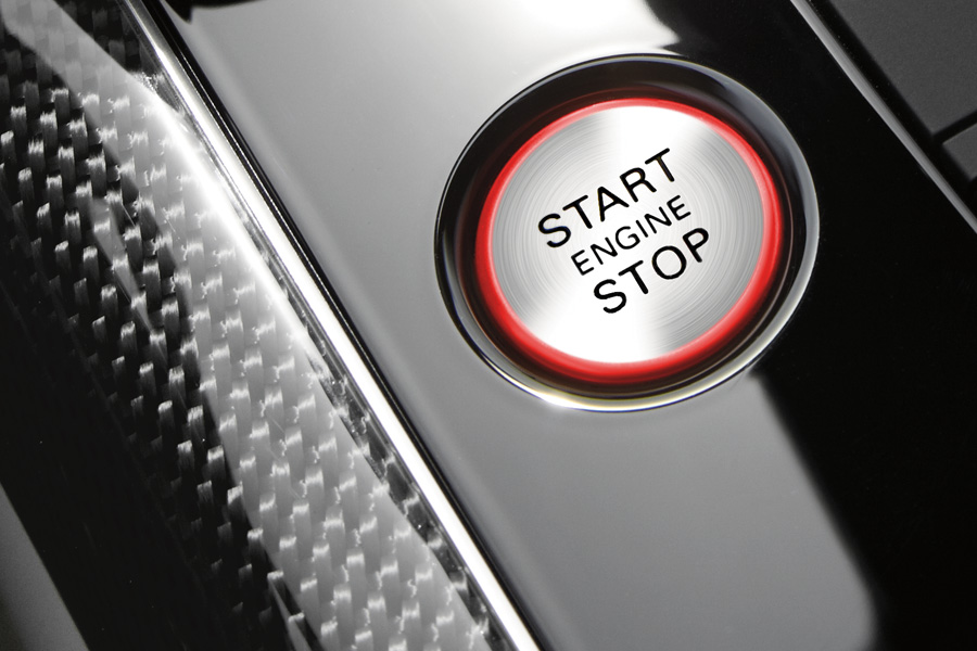 Audi Start Stop