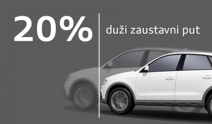 Audi zaustavni put