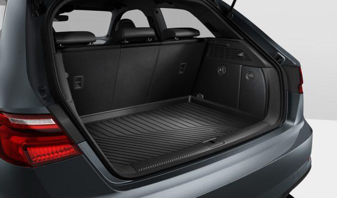 Audi gumeni tepih za prtljažnik
