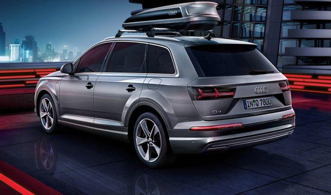 Audi krovna kutija