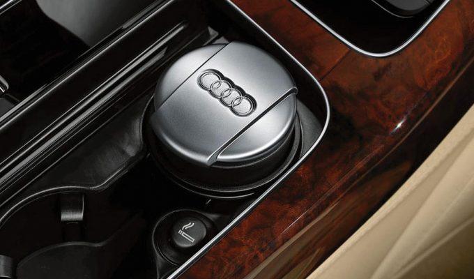 Audi pepeljara