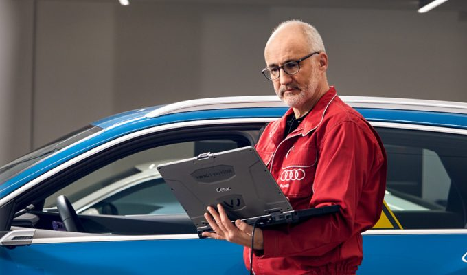 Audi servis - pregled vozila
