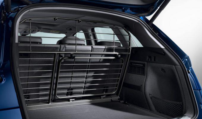 Audi pregrada prtljaznika