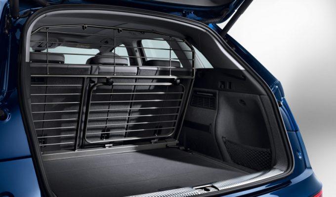 Audi pregrada prtljažnika
