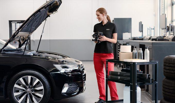 Audi-servis