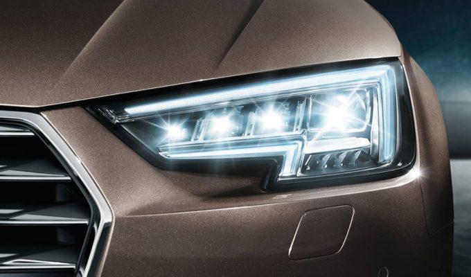 Audi svjetla