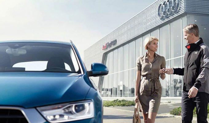 Audi mobilno jamstvo