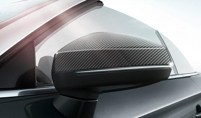 Audi pokrivka retrovizora