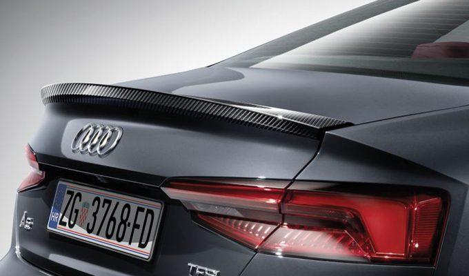 Audi spojler