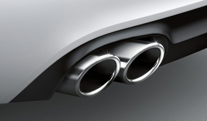 Audi nastavak ispušnog lonca