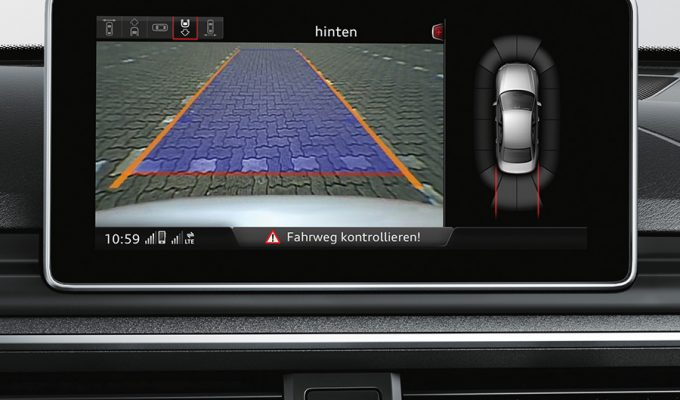 Audi kamera