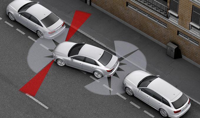 Audi senzori